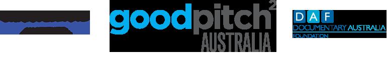 Good Pitch2 Australia, Shark Island Institute, DAF