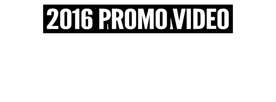 2016 Promo Video